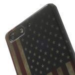 Gelové pouzdro na Huawei Ascend G6 - USA vlajka - 6/7