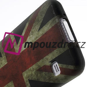 Gelové pouzdro na Samsung Galaxy S5- UK vlajka - 6