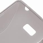Gelové S-line pouzdro pro HTC Desire 600- šedé - 6/6