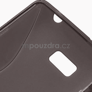 Gelové S-line pouzdro pro HTC Desire 600- černé - 6