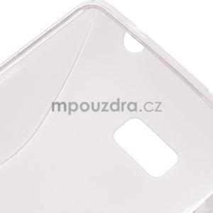 Gelové S-line pouzdro pro HTC Desire 600- transparentní - 6