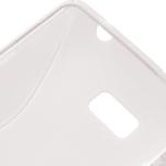 Gelové S-line pouzdro pro HTC Desire 600- transparentní - 6/6