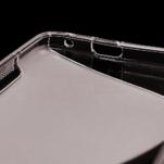 Gelové S-line pouzdro pro HTC one M7- šedé - 6/6
