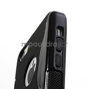 Gelové S-line pouzdro pro iPhone 5C- černé - 6