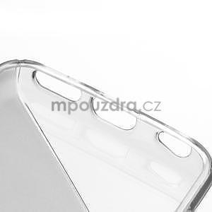 Gelové S-line pouzdro pro iPhone 5C- šedé - 6
