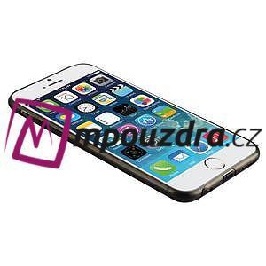 Ultra slim 0.7 mm gelové pouzdro na iPhone 6, 4.7  - šedé - 6