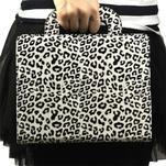 Leopard pouzdro pro iPad 2, 3, 4- bílé - 6/6