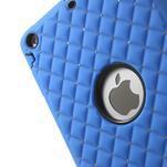 Hybridní kamínkové pouzdro pro iPad mini- modré - 6/6