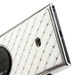 Drahokamové pouzdro pro Nokia Lumia 1020- bílé - 6/6