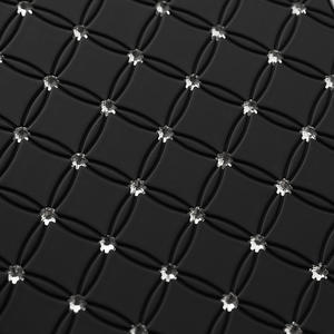 Drahokamové pouzdro na Sony Xperia Z L36i C6603- černé - 6