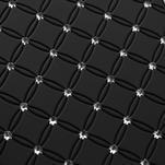 Drahokamové pouzdro na Sony Xperia Z L36i C6603- černé - 6/7