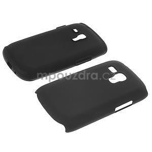 Černé hybridní pouzdro pro Samsung Galaxy S3 mini / i8190 - 6