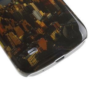 Plastové pouzdro na Samsung Galaxy S4 mini i9190- město - 6