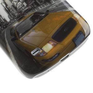 Plastové pouzdro na Samsung Galaxy S4 mini i9190- auto-street - 6