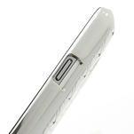Drahokamové pouzdro pro Samsung Galaxy S4 mini i9190- bílé - 6/6