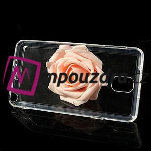 Gelové hybrid pouzdro na Samsung Galaxy Note 3- transparentní - 6