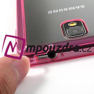 Gelové hybrid pouzdro na Samsung Galaxy Note 3- růžové - 6