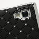 Drahokamové pouzdro pro LG Optimus L9 P760- černé - 6/7
