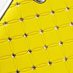 Drahokamové pouzdro pro LG Optimus L9 P760- žluté - 6/7