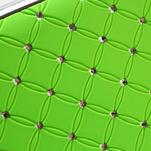 Drahokamové pouzdro pro LG Optimus L9 P760- zelené - 6/7