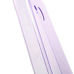 Ultratenký gelový obal na mobil Microsoft Lumia 550 - fialový - 6