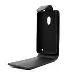 Flipové pouzdro na Nokia Lumia 620- černé - 6/6