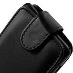 Flipové pouzdro pro Nokia Lumia 625- černé - 6/7