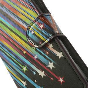 Peněženkové pouzdro na Sony Xperia L C2105 - meteor - 6