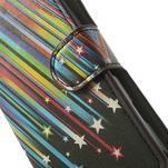 Peněženkové pouzdro na Sony Xperia L C2105 - meteor - 6/7