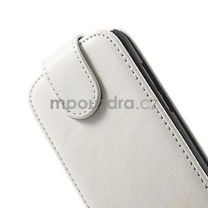 Flipové pouzdro pro HTC Desire 601- bílé - 6