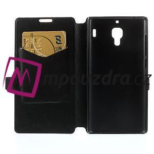 Peněženkové pouzdro na Xiaomi Hongmi Red Rice- černé - 6