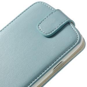Flipové pozdropro Samsung Galaxy S3I i9300 - světle-modré - 6