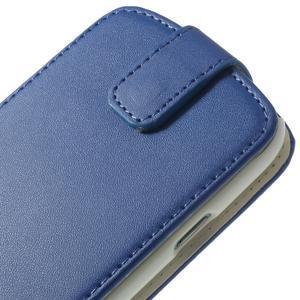 Flipové pozdropro Samsung Galaxy S3 i9300 - modré - 6