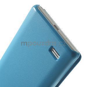 Flipové pouzdro pro LG Optimus L9 P760- modré - 6