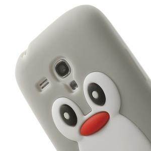 Silikonový TUČŃÁK pouzdro na Samsung Galaxy S3 mini i8190- šedý - 6