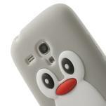 Silikonový TUČŃÁK pouzdro na Samsung Galaxy S3 mini i8190- šedý - 6/7