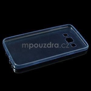 Slim obal na Samsung Galaxy A3 - světlemodré - 6