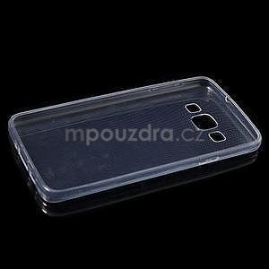 Slim obal na Samsung Galaxy A3 - transparentní - 6