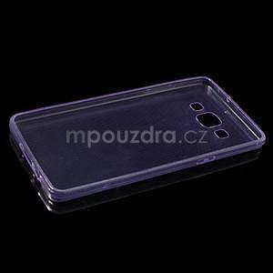 Ultra tenký obal na Samsung Galaxy A5 - fialový - 6
