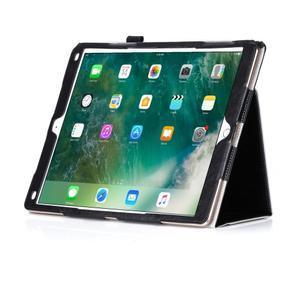 PU kožené pouzdro se stojánkem na iPad Pro 12.9 2017 - černé ... 346079abd17