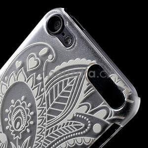 Plastový obal pro iPod Touch 5 - květ - 6
