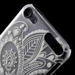 Plastový obal pro iPod Touch 5 - květ - 6/6