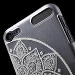 Plastový obal pro iPod Touch 5 - půlkruh mandala - 6/6