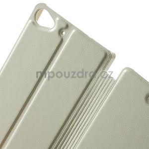 Peněženkové pouzdro Lenovo Vibe X2 - bílé - 6