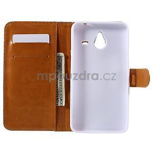 Zapínací peněženkové pouzdro Microsoft Lumia 640 XL - folk - 6
