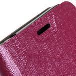 Růžové klopové pouzdro pro Microsot Lumia 640 XL - 6/6