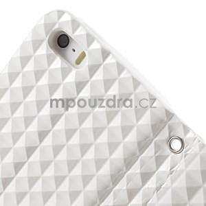 Cool Style pouzdro na iPhone 5 a iPhone 5s - bílé - 6