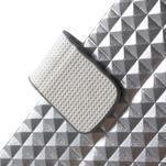 Cool Style pouzdro na iPhone 5 a iPhone 5s - stříbrné - 6/6