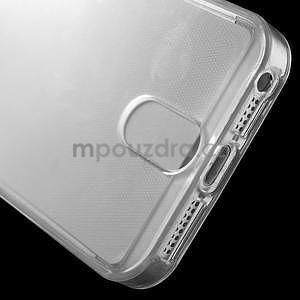 Ultra tenký obal s kapsičkou pro iPhone 5 a 5s - transparentní - 6