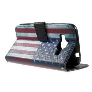 Pouzdro na mobil Samsung Galaxy Core Prime - US vlajka - 6
